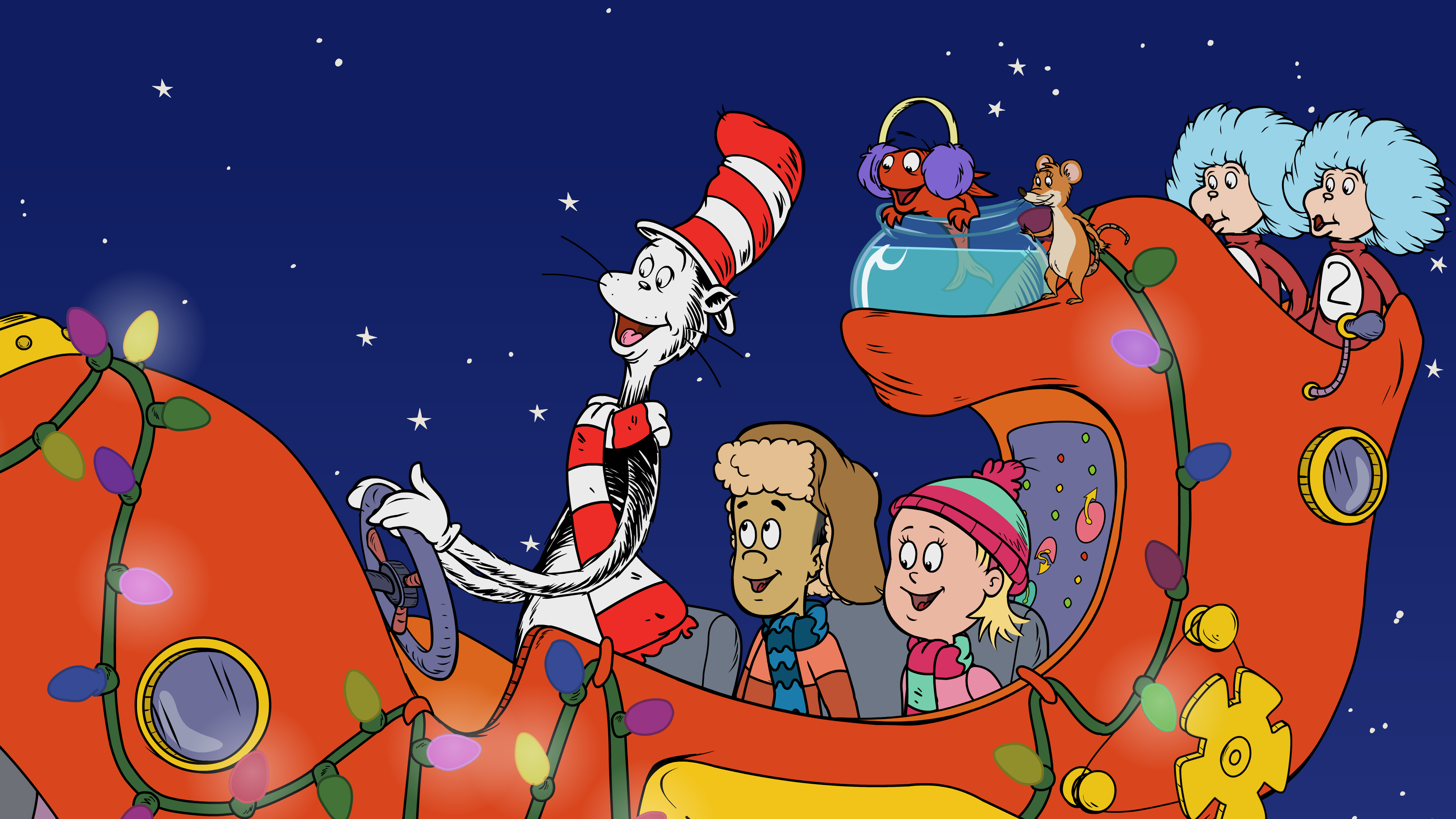 Family Movie Night: The Cat in the Hat Knows A Lot About Christmas ...