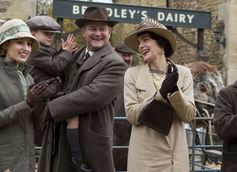 Downton Abbey Season 6, Episode 2 | WXXI