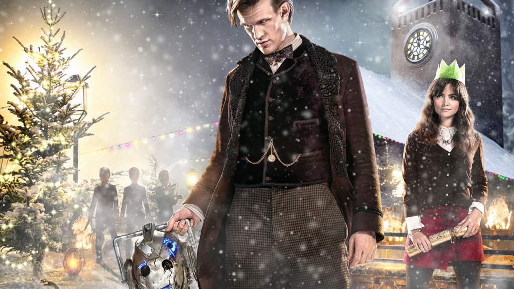 Doctor Who Christmas Special 2015.Doctor Who Christmas Special The Time Of The Doctor Wxxi