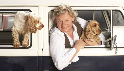 A Man And His Dog >> Martin Clunes A Man And His Dogs Wxxi