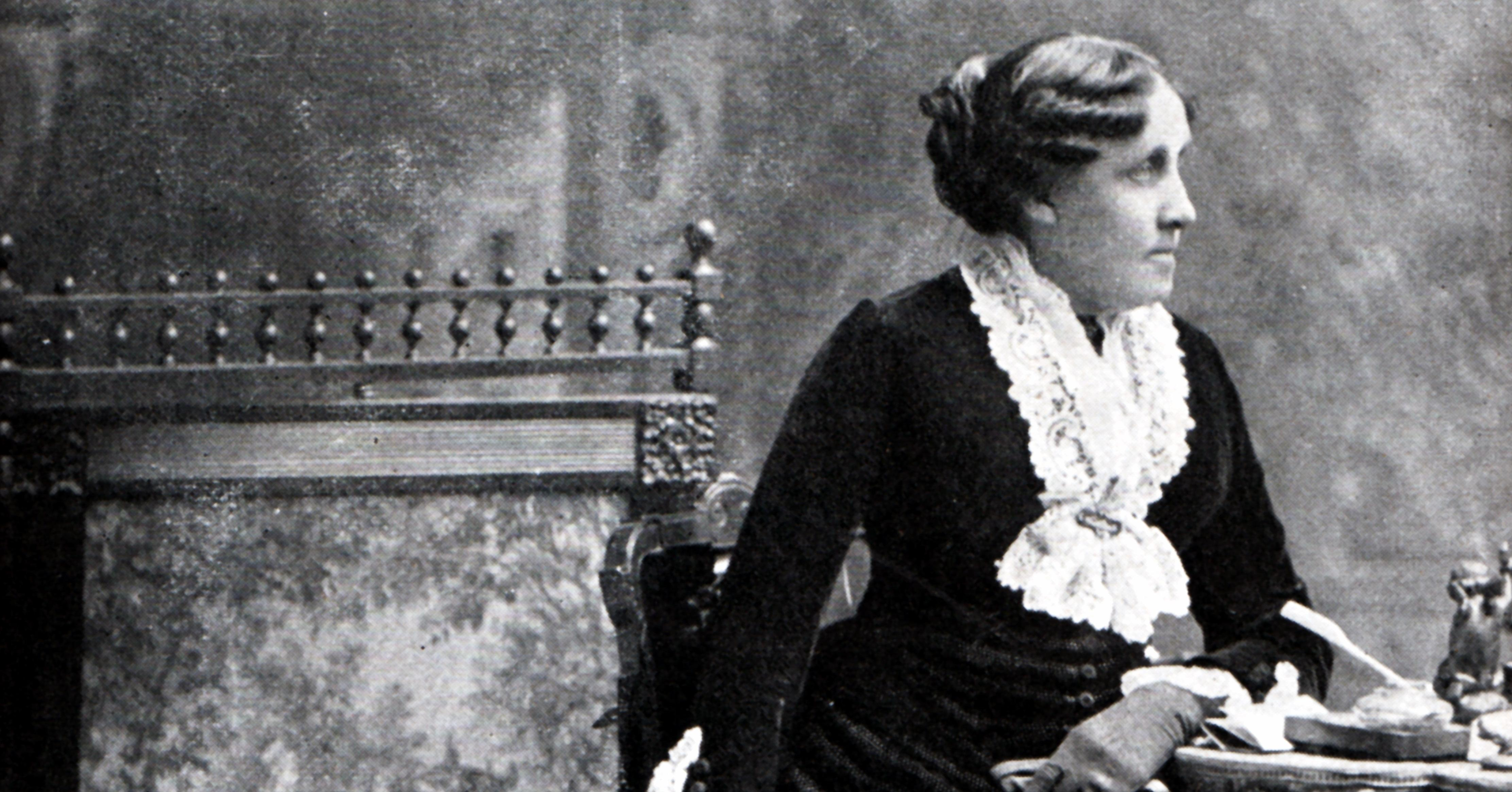 louisa may alcott thesis statement Indeed, louisa may alcott has been studied, examined and praised for her feminist writing by many feminist critics her writing influenced a great number of female writers and.