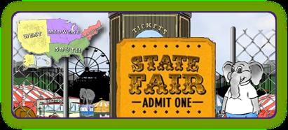 State Fair game button
