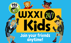 WXXI Kids 24/7 - Join your friends anytime!