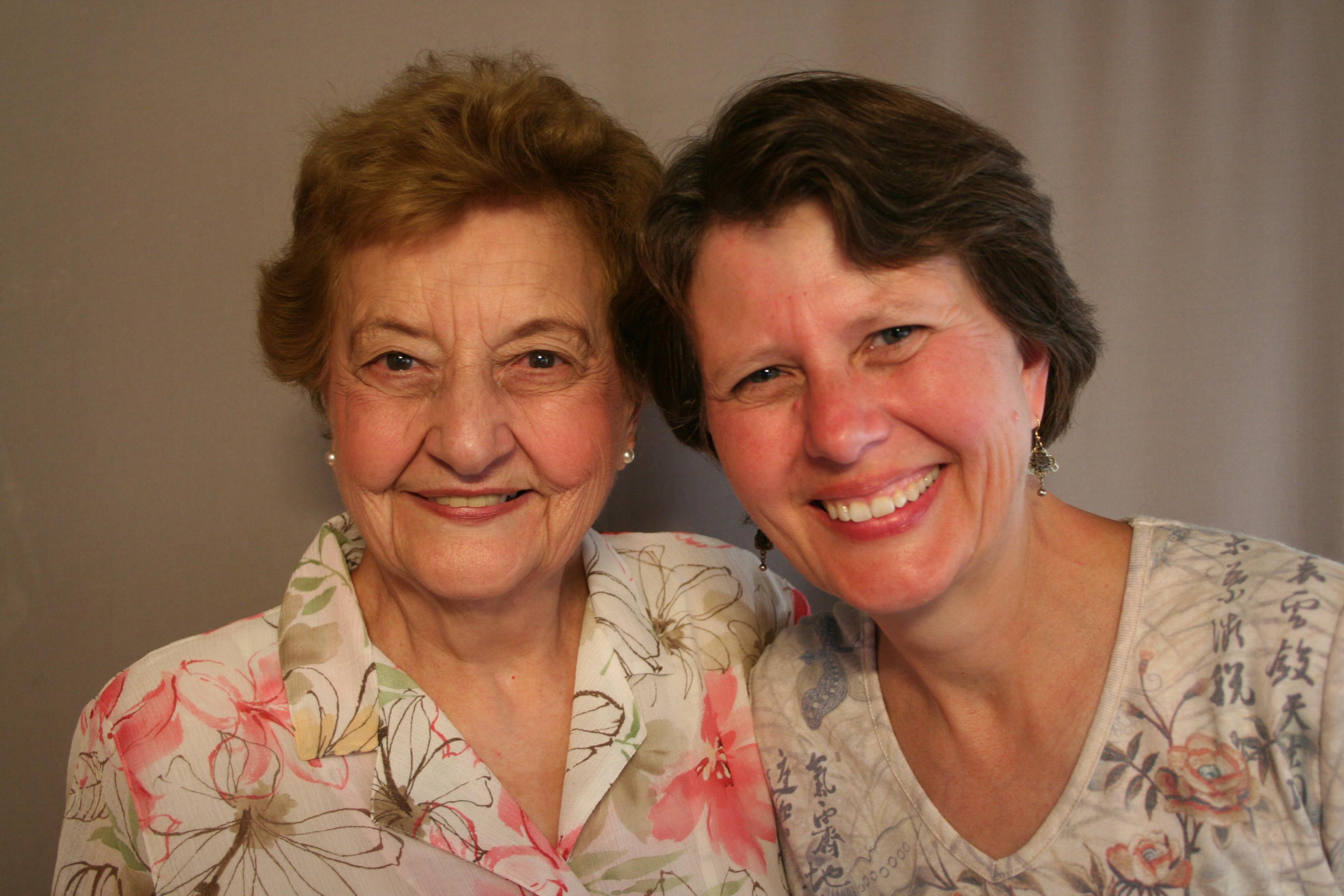 Rosemary Maracle and Mary Lou Wilson | WXXI