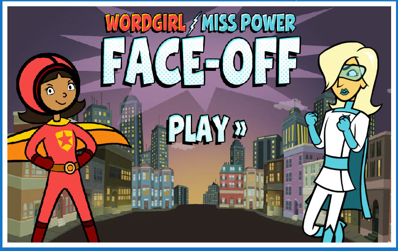 family move night wordgirl the rise of miss power wxxi